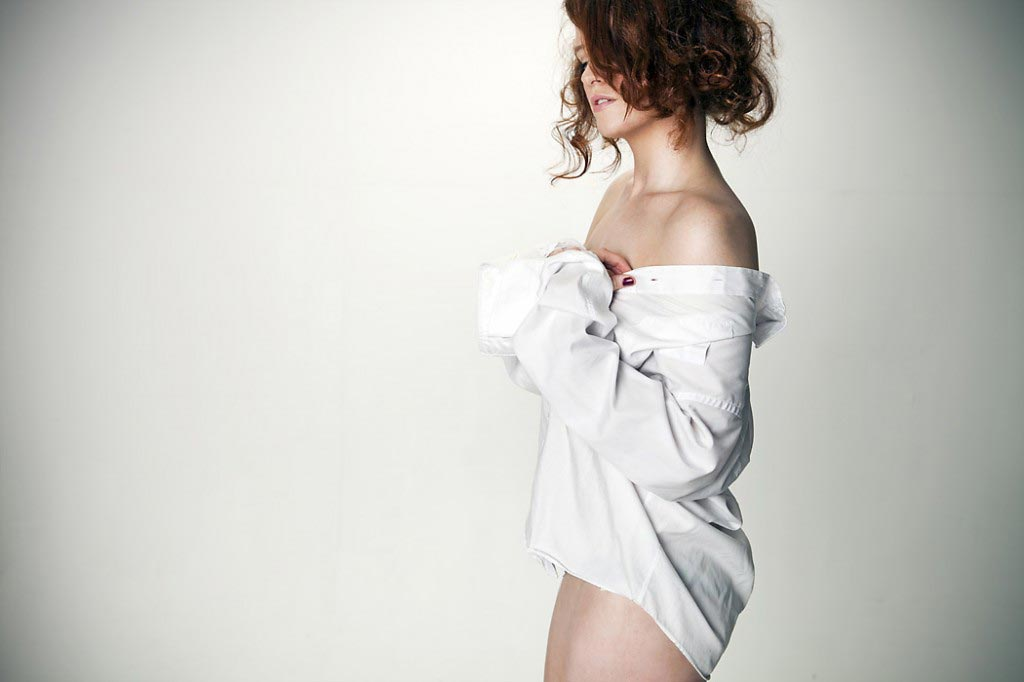 Studio shoot by Hazel Coonagh of BoudoirPhotography.ie