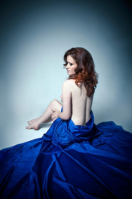 stirking stuido shoot by Hazel Coonagh of BoudoirPhotography.ie